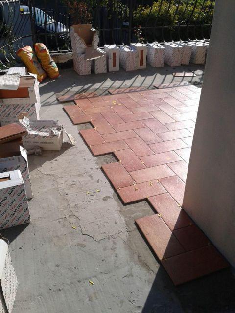 Rifacimento pavimentazione esterna manutenzione straordinaria terminali antivento per stufe a - Rifacimento bagno manutenzione ordinaria o straordinaria ...